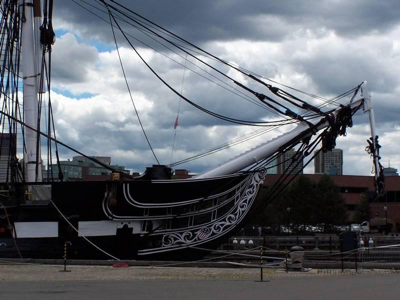 Revolutionary Attractions in Boston ,credit- suite101