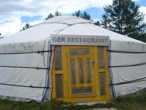 Ger Restaurant, Terelj, Mongolia - Greca Durant