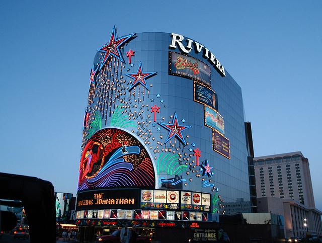 The Riviera Vegas