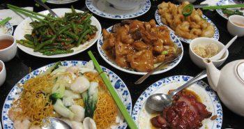 Chinese dinner, Credit,  Joanne Wan, flicker