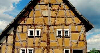 Hessenpark Half-Timbered house