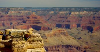 Grand Canyon from far away