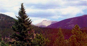 Hague peak, Colorado