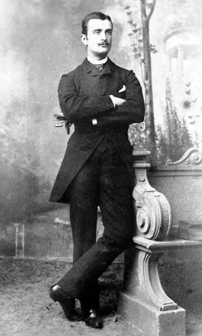Marquis de Morès, Credit-history.nd.gov