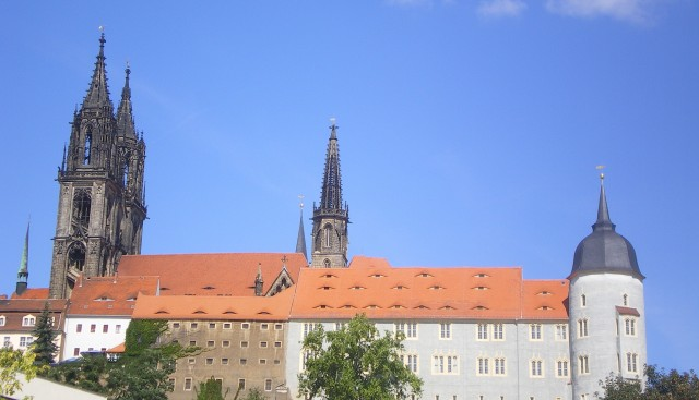 Albrechtsburg Castle and Cathedral, Meissen, Germany
