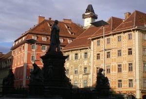 Luegghäuser, Graz
