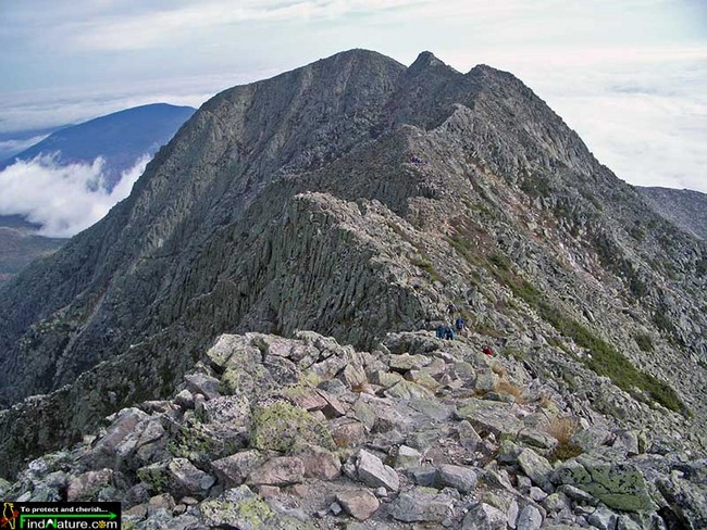 Climbing Mount Katahdin Maine Uncharted101 Com