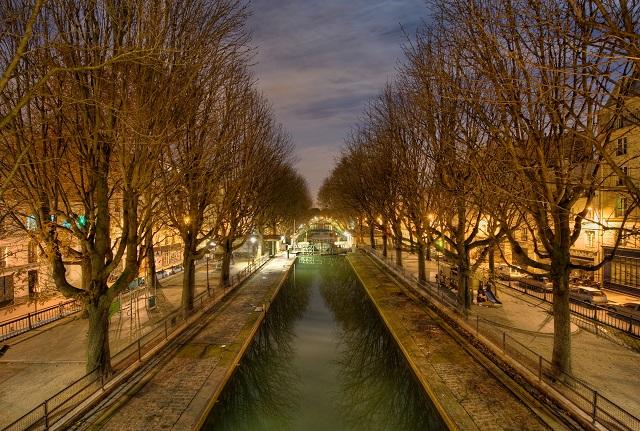 Canal Saint Martin, credit-dreameronearth.com