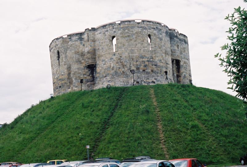 Clifford's Tower - Diane E. Tatum