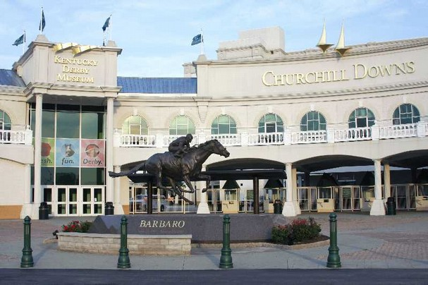 Visiting Kentucky Derby Museum In Horse Country