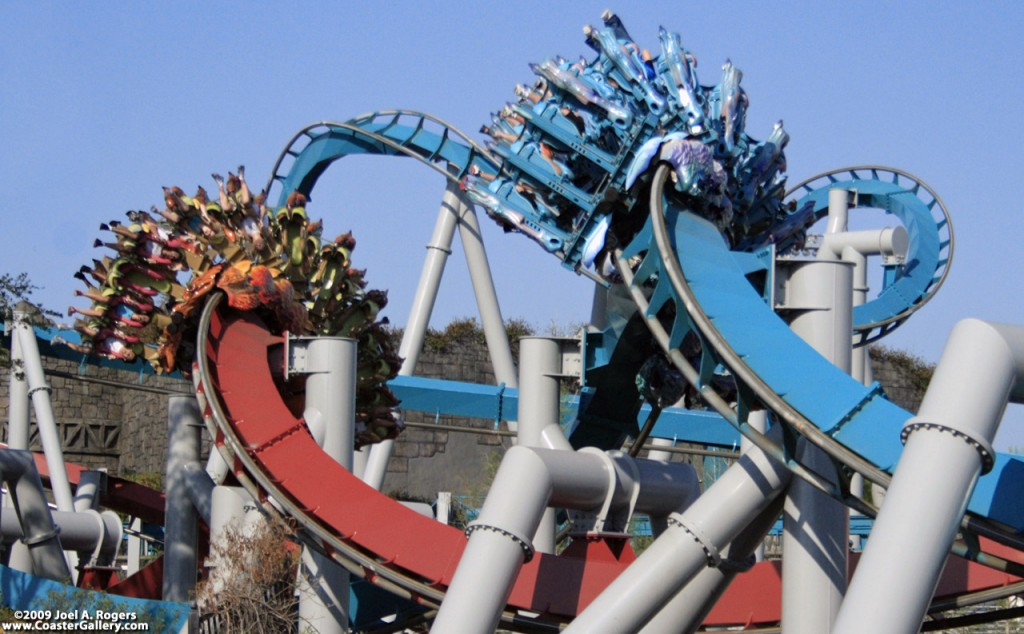 The Top 5 Scariest Roller Coasters In The Us