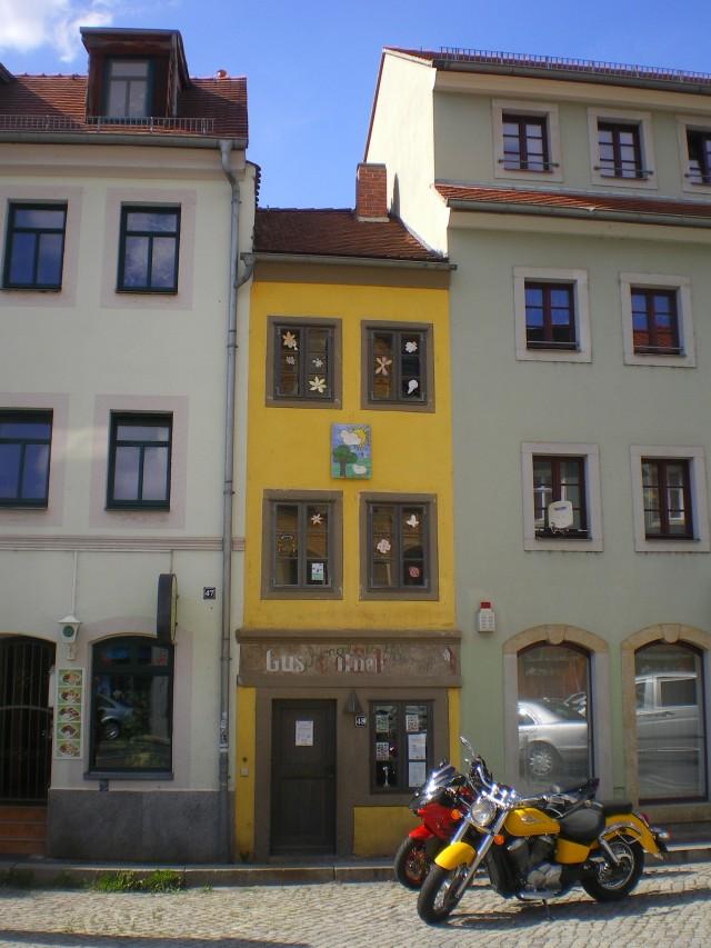 Schmales Haus, Meissen, Germany