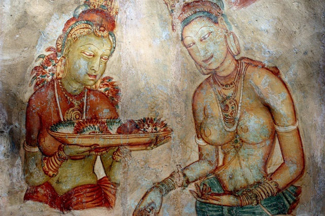 Frescos, Credit srilanka.no
