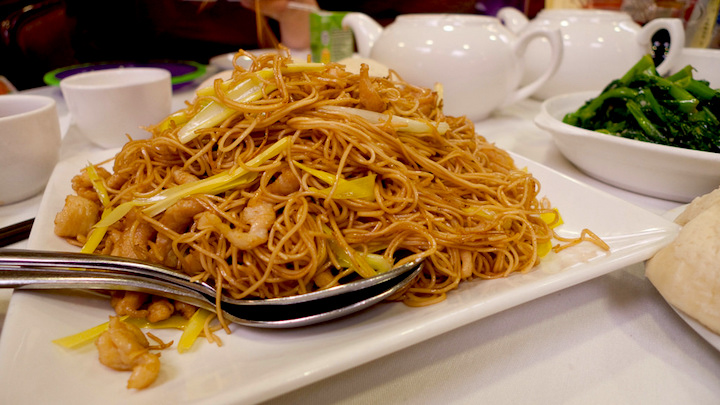 Chicken chow mein, Credit flicker, ErnastoAndreale