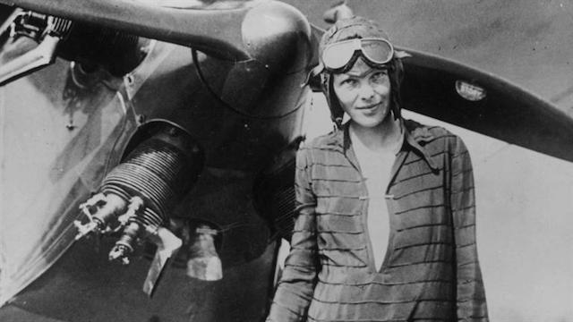 Amelia Earhart, Credit-thepandorasociety.com