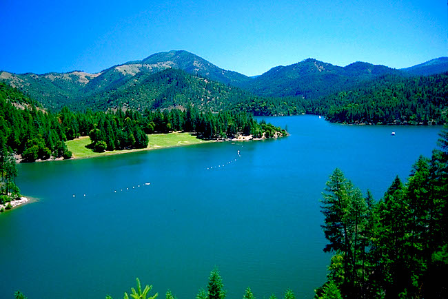 Applegate Reservoir, Credit-Wikipedia