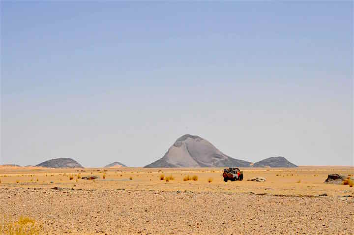 Ben Amera in the Sahara