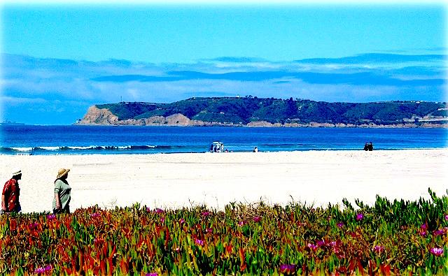 Coronado Silver Strand-Beach, Credit sandiego.org