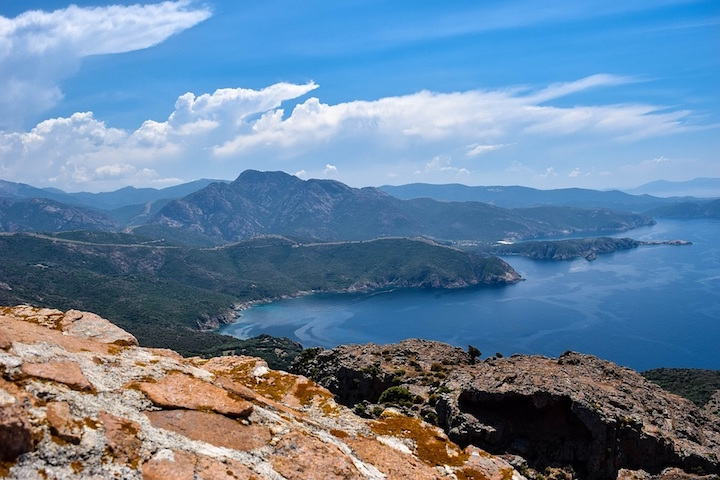 Corsica, Credit- flicker