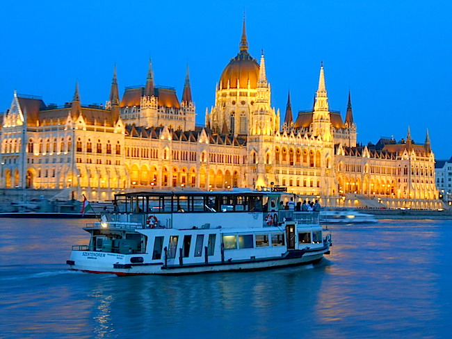 Danube cruise