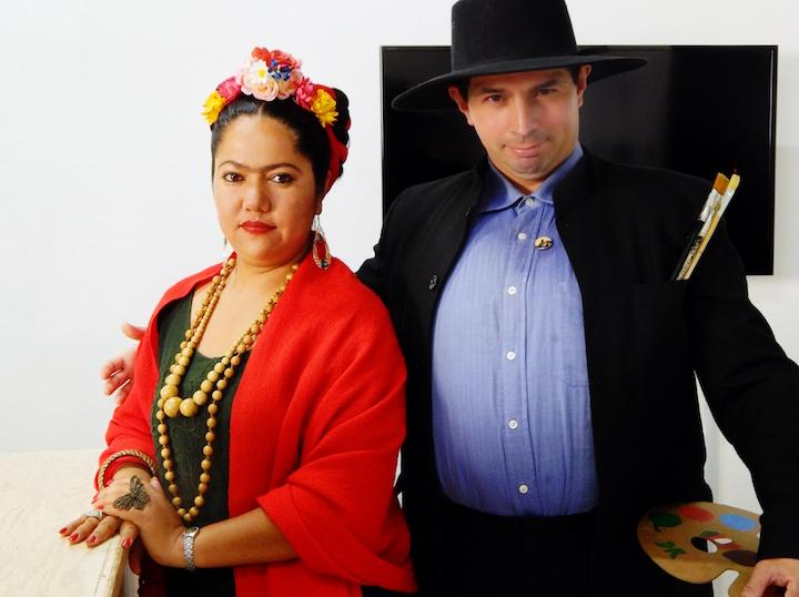 Frida & Diego Wannabes