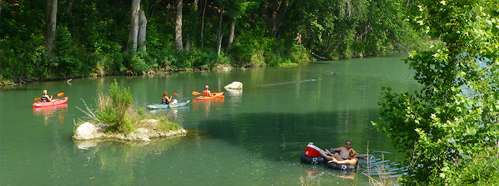 New Braunfels, Guadaloupe river, Credit, greattowns.com