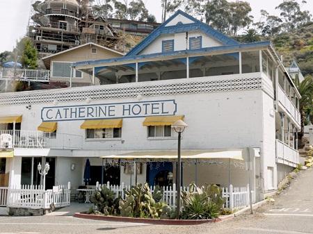 Catherine Hotel, Credit-thelog.com