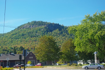The little town in Vermont