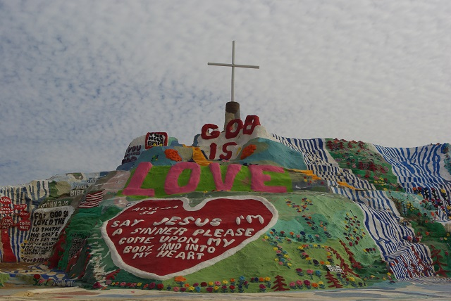 Salvation Mountain, Part II