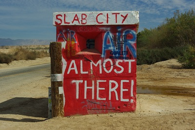 Slab city limits