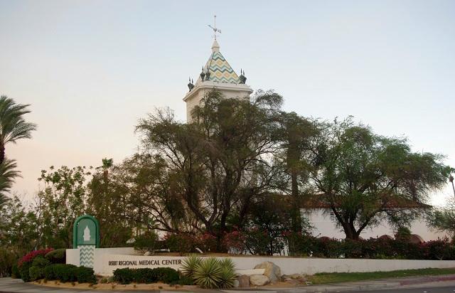 Desert Regional Hospital