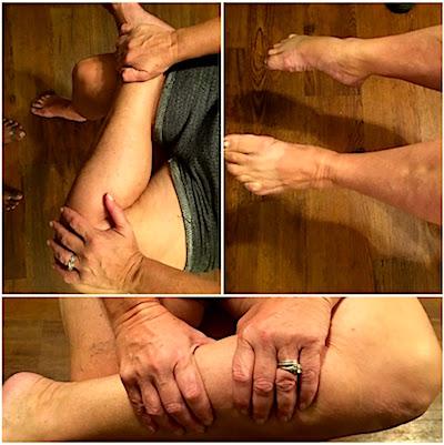 Massage legs