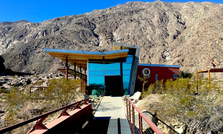 Tahquitz Canyon Visitors Center