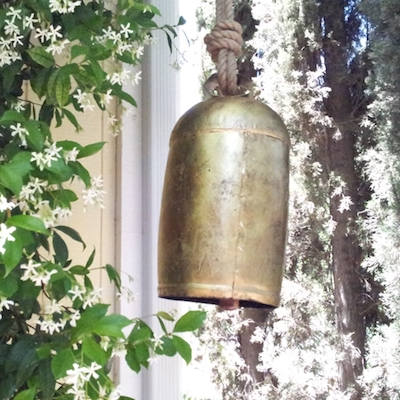 The Mystery of the Peace Bell