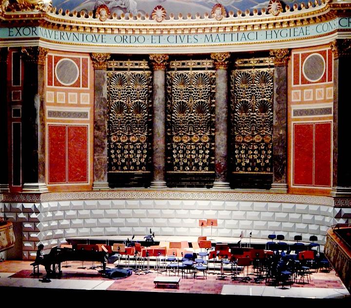 Kurhaus Concert Hall