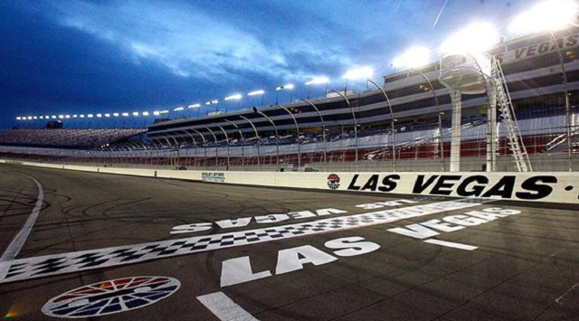 Las Vegas Motor Speedway,Credit radio.foxnews.com