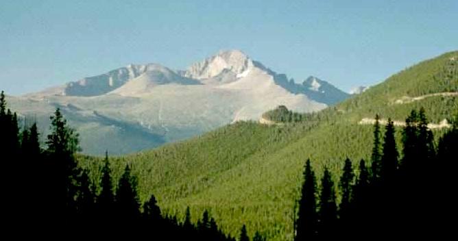 Longs Peak, Credit ddilts.net