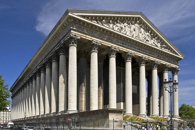L'Église de la Madeleine, Credit-Wikipedia