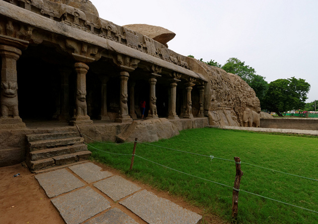 Mahabalipuram, credit-Emmanuel DYAN, Flickr