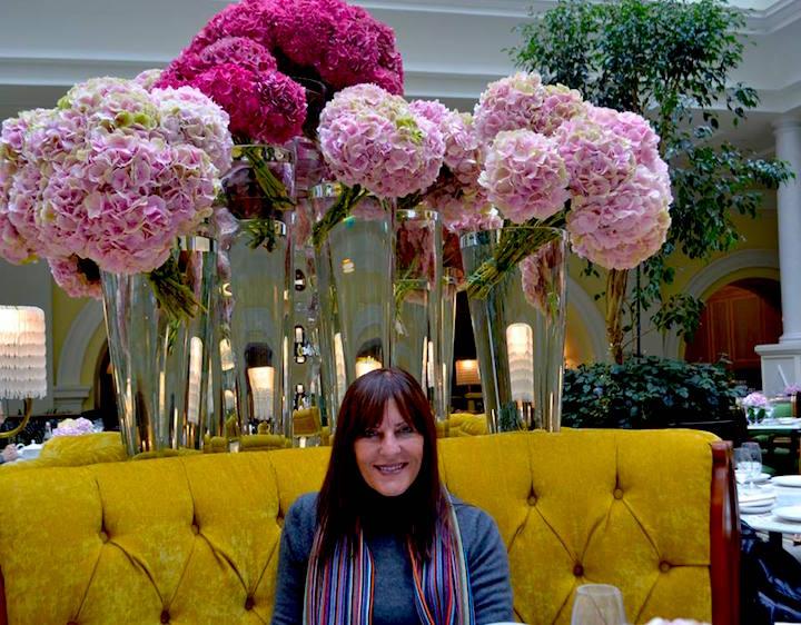 me in St. Petersburg Four Seasons