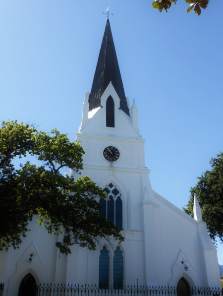 Moederkerk (Mother Church), Stellenbosch