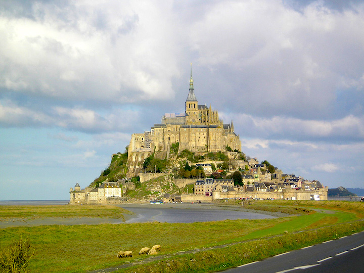 Mont-Saint-Michel, Normandy