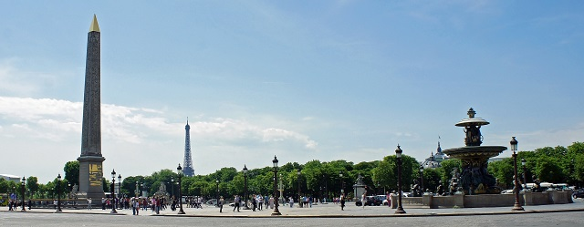 Place de la Concorde, Credit-Wikipedia