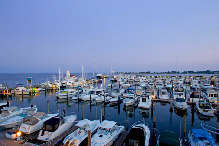 Saybrook Point Marina, Saybrook CT