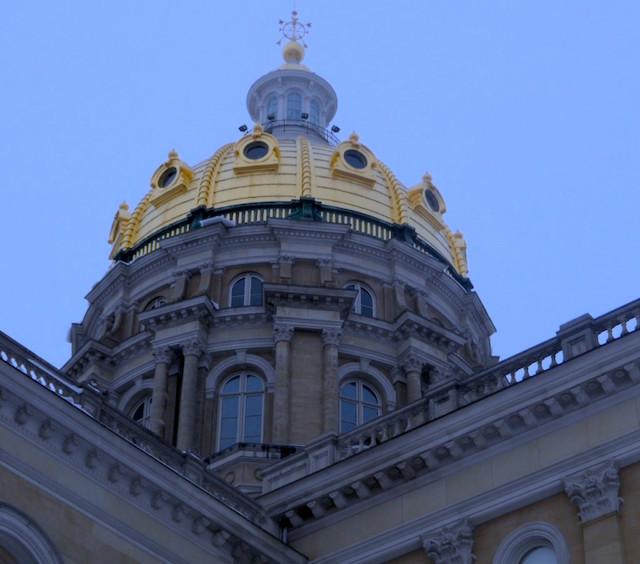 State Capitol Des Moins