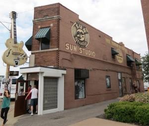 Where Rock 'n Roll began at Sun Studio