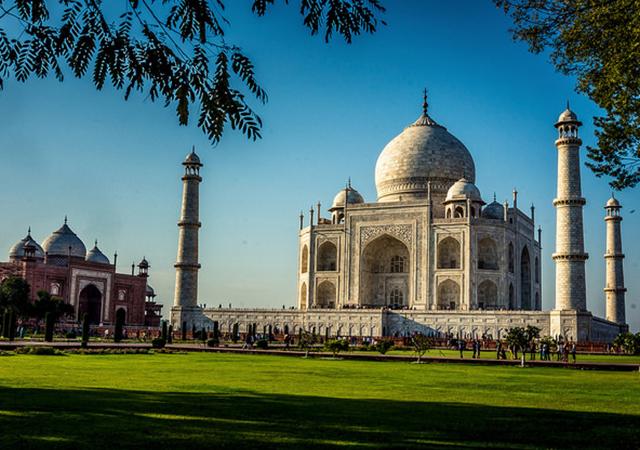 Taj Mahal, credit- Aasif Iqbal J