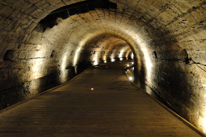 Templars Tunnel, Credit- wikipedia