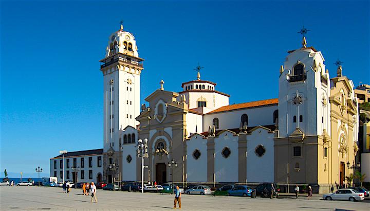 Basilica de Nuestra Senora de La Candelaria, Credit- Wikipedia