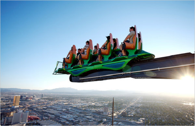 Thrill Ride,Credit nytimes.com
